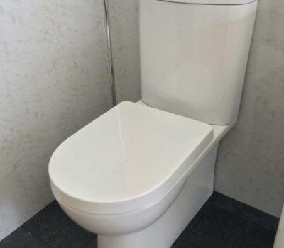 Sara Toilet Pan, Cistern Inc. Fittings & Seat-3105