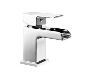 Waterfall Mono Basin Mixer & Waste-0