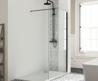 8ml Wetroom Panel 1000 Black Edition-3065
