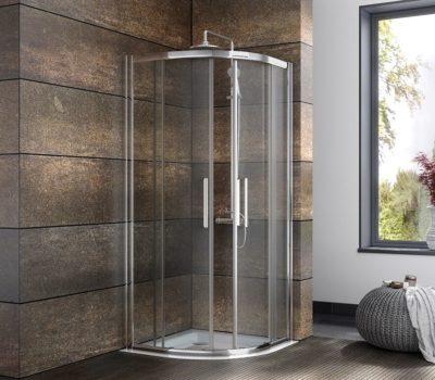 Luxury 8ml 900mm 2 Door Quadrant-0