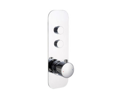 Desire Touch Concealed Valve: 2 Outlet -0