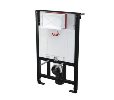 Alcaplast 850 Wall Hung Toilet Frame & Concealed Cistern -0