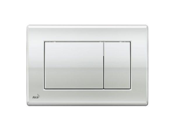 Alcaplast M271 Dual Flush Plate Chrome Polished-0