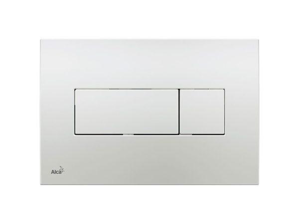 Alcaplast Slim Dual Flush Plate Chrome Polished-0