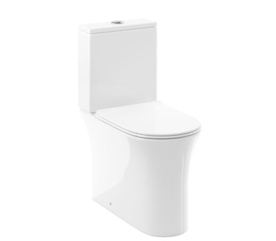 CALLA COMFORT HEIGHT BTW TOILET WITH CISTERN AND SOFT CLOSE SEAT-0